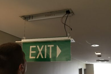 Emergency & Exit Light Testing and Maintenance